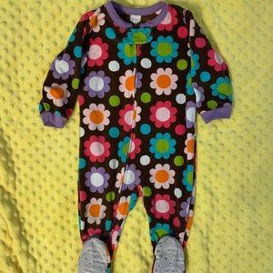 12 month Carter's fleece sleeper BOGO